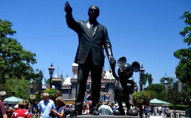 迪士尼乐园旅游